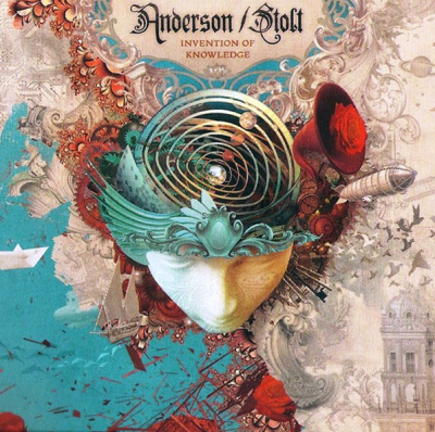Anderson / Stolt ‎– Invention Of Knowledge