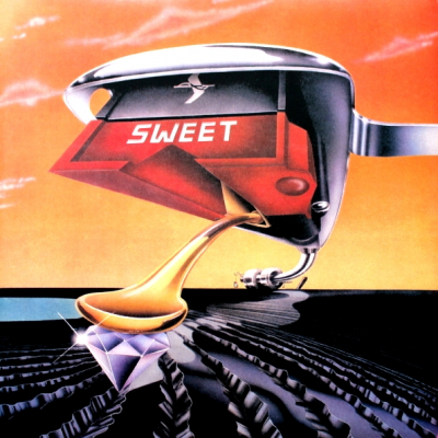 Sweet ‎– Off The Record
