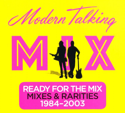 Modern Talking ‎– Ready For The Mix (2xCD)