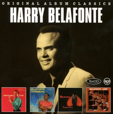Harry Belafonte ‎– Original Album Classics
