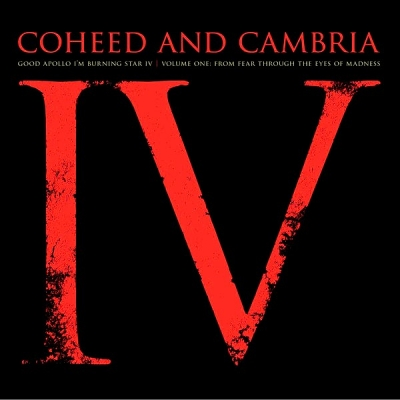 Coheed And Cambria ‎– Good Apollo I'm Burning Star IV | Volume One: From Fear Through The Eyes Of Madness (2xLP)