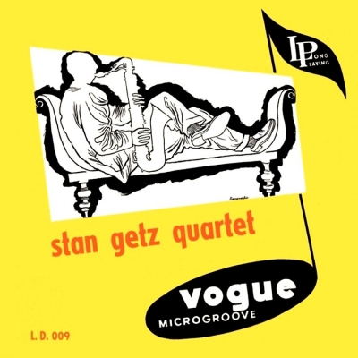 The Stan Getz Quartet ‎– The Stan Getz Quartet
