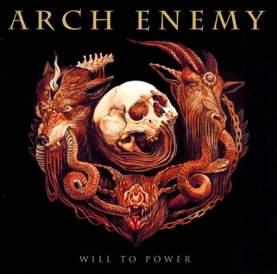 Arch Enemy ‎– Will To Power