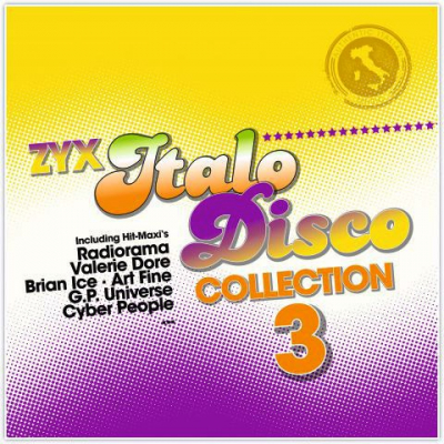 Сборник ‎– ZYX Italo Disco Collection 3 (2xLP)