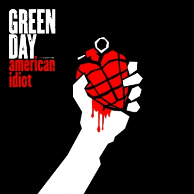 Green Day ‎– American Idiot (2xLP)