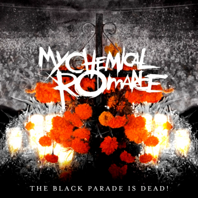 My Chemical Romance ‎– The Black Parade Is Dead! (2xLP)