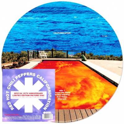 Red Hot Chili Peppers ‎– Californication (Limited Edition, Picture Disc)