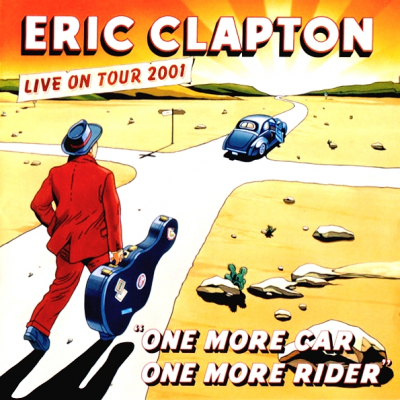 Eric Clapton ‎– One More Car, One More Rider (3xLP)