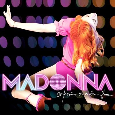 Madonna ‎– Confessions On A Dance Floor