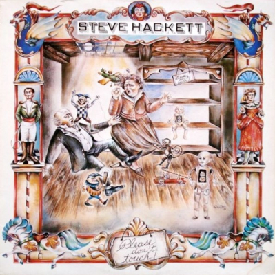 Steve Hackett ‎– Please Don't Touch!