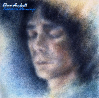 Steve Hackett ‎– Spectral Mornings