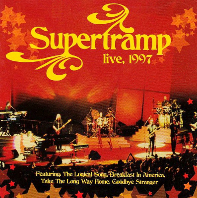Supertramp ‎– Live, 1997