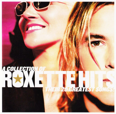 Roxette ‎– Hits (A Collection Of Their 20 Greatest Songs!)