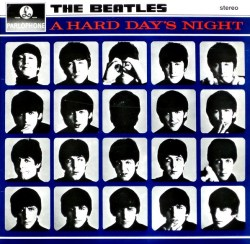 The Beatles ‎- A Hard Day's Night