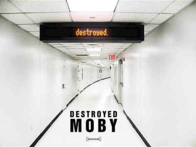 Moby ‎– Destroyed (CD, Album, Limited Edition, Book)