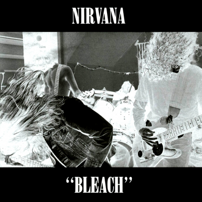 Nirvana ‎– Bleach (180 Gram, White)