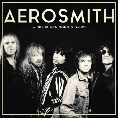 Aerosmith ‎– A Brand New Song And Dance (2xLP)