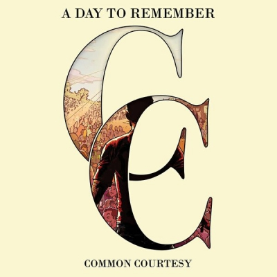 A Day To Remember ‎– Common Courtesy (CD+DVD)
