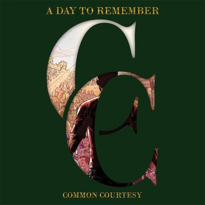 A Day To Remember ‎– Common Courtesy (2xLP)