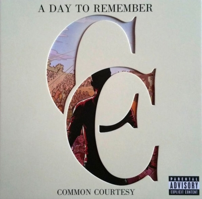 A Day To Remember ‎– Common Courtesy