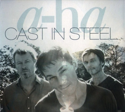 A-Ha ‎– Cast In Steel (2xCD)