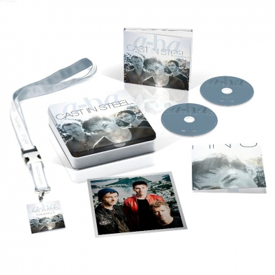 A-Ha ‎– Cast In Steel (2xCD) (Deluxe Edition)