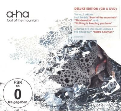 A-Ha ‎– Foot Of The Mountain (CD+DVD)