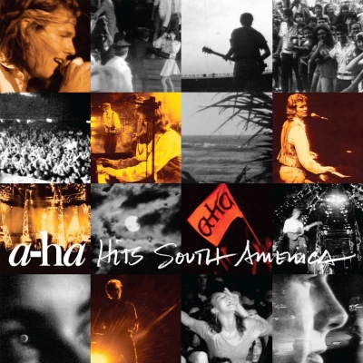 A-Ha ‎– Hits South America (12