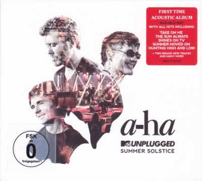 A-Ha ‎– MTV Unplugged (Summer Solstice) (2xCD, Blu-ray)
