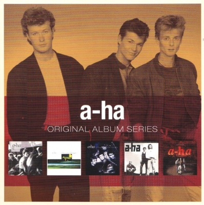 A-Ha ‎– Original Album Series (5xCD)