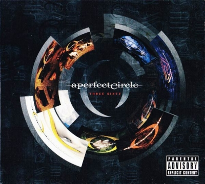 A Perfect Circle ‎– Three Sixty (2xCD) (Deluxe Edition)