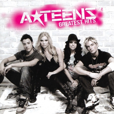 A*Teens ‎– Greatest Hits
