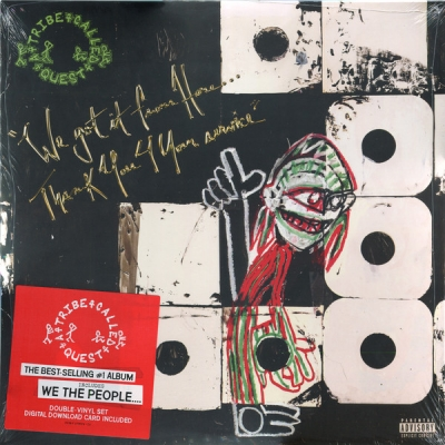 A Tribe Called Quest ‎– We Got It From Here…Thank You 4 Your Service (2xLP)