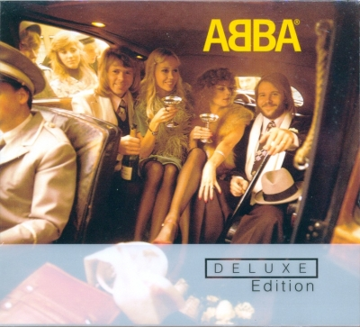 ABBA ‎– ABBA (CD+DVD) (Deluxe Edition)