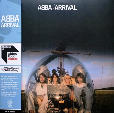 ABBA ‎– Arrival (2xLP) (Mastered At Abbey Road Studios - Half Speed Mastering)