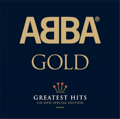 ABBA ‎– Gold (Greatest Hits) (CD+DVD)