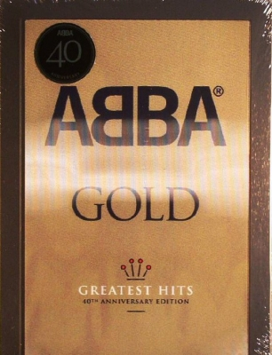 ABBA ‎– Gold (Greatest Hits) (3xCD)