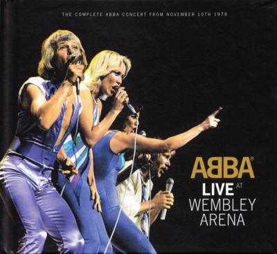 ABBA ‎– Live At Wembley Arena (2xCD) (Limited Edition, Digibook)