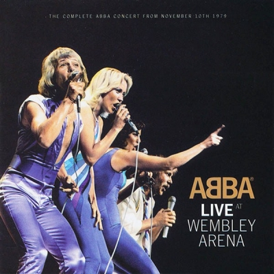 ABBA ‎– Live At Wembley Arena (2xCD)
