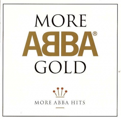 ABBA ‎– More ABBA Gold (More ABBA Hits)