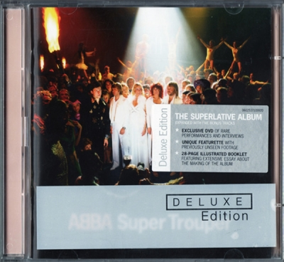 ABBA ‎– Super Trouper (CD+DVD, Deluxe Edition)