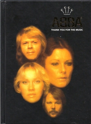 ABBA ‎– Thank You For The Music (4xCD Box-set)