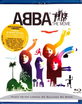 ABBA ‎– The Movie