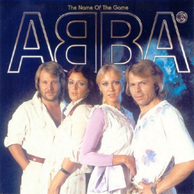 ABBA ‎– The Name Of The Game