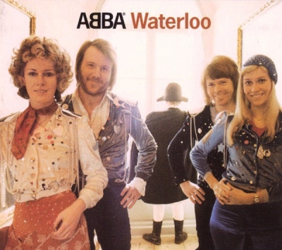 ABBA ‎– Waterloo
