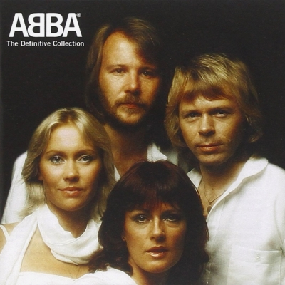 ABBA ‎– The Definitive Collection (2xCD)