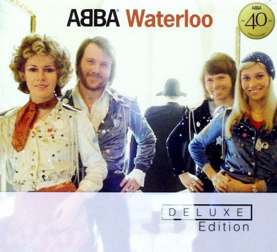 ABBA ‎– Waterloo (Deluxe Edition, 40th Anniversary, CD+DVD)