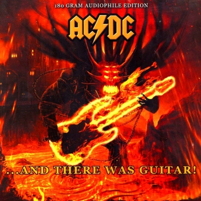 AC/DC ‎– ...and there was guitar