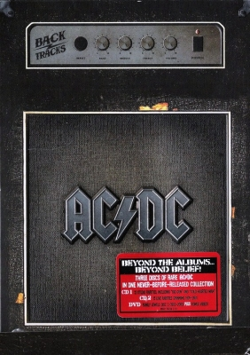 AC/DC ‎– Backtracks (2xCD+DVD) (Boxset Deluxe Edition)