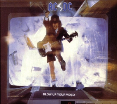 AC/DC ‎– Blow Up Your Video (Упаковка Digipack)